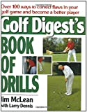 Golf Digest's Book of Drills, Jim Mclean, 0671725564