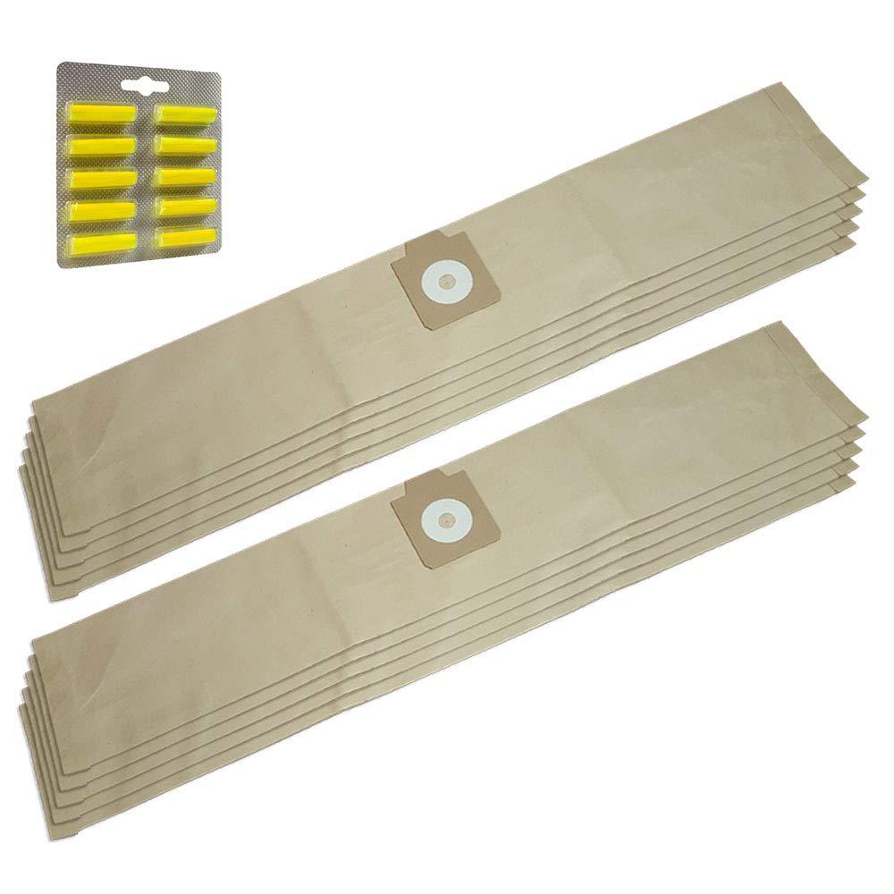 10 x Staubsaugerbeutel Electrolux  UZ 970-990