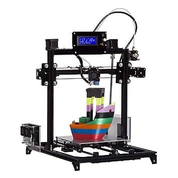 Yongse FLSUN Prusa i3 - Kit de Impresora 3D (200 x 200 x 220 mm ...