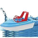 Dazzling Toys Bath and Sand Plastic Speedboat.