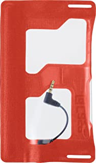 product image for E-Case iSeries Case for iPod/iPhone with Jack, Mandarin Red