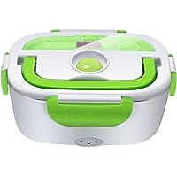 Yissvic Elektrische Lunchbox Speisenwärmer Tragbare Food Box für Mahlzeit in Büro Schule Kindergarten Picknick usw. MEHRWEG