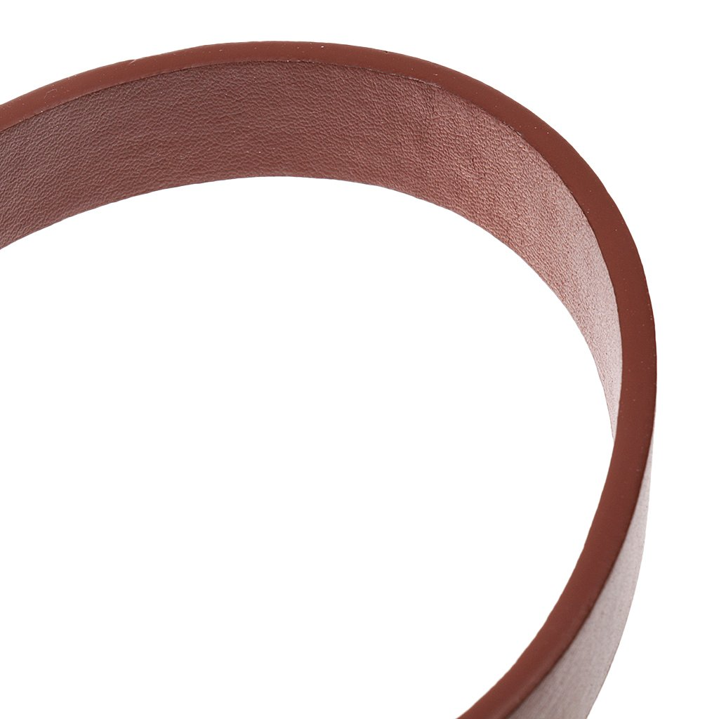 Fityle Wide PU Leather Purse Handles Bag Handbag Strap DIY Purse Making Supplies
