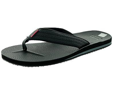 96b8fb5fd7bf Levi s Kyle J Men s Sandals Black 516432j-01a (12 ...