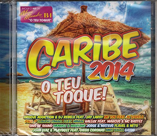 Caribe 2014 O Teu Toque [2CD] 2014 (Dennys Mix)
