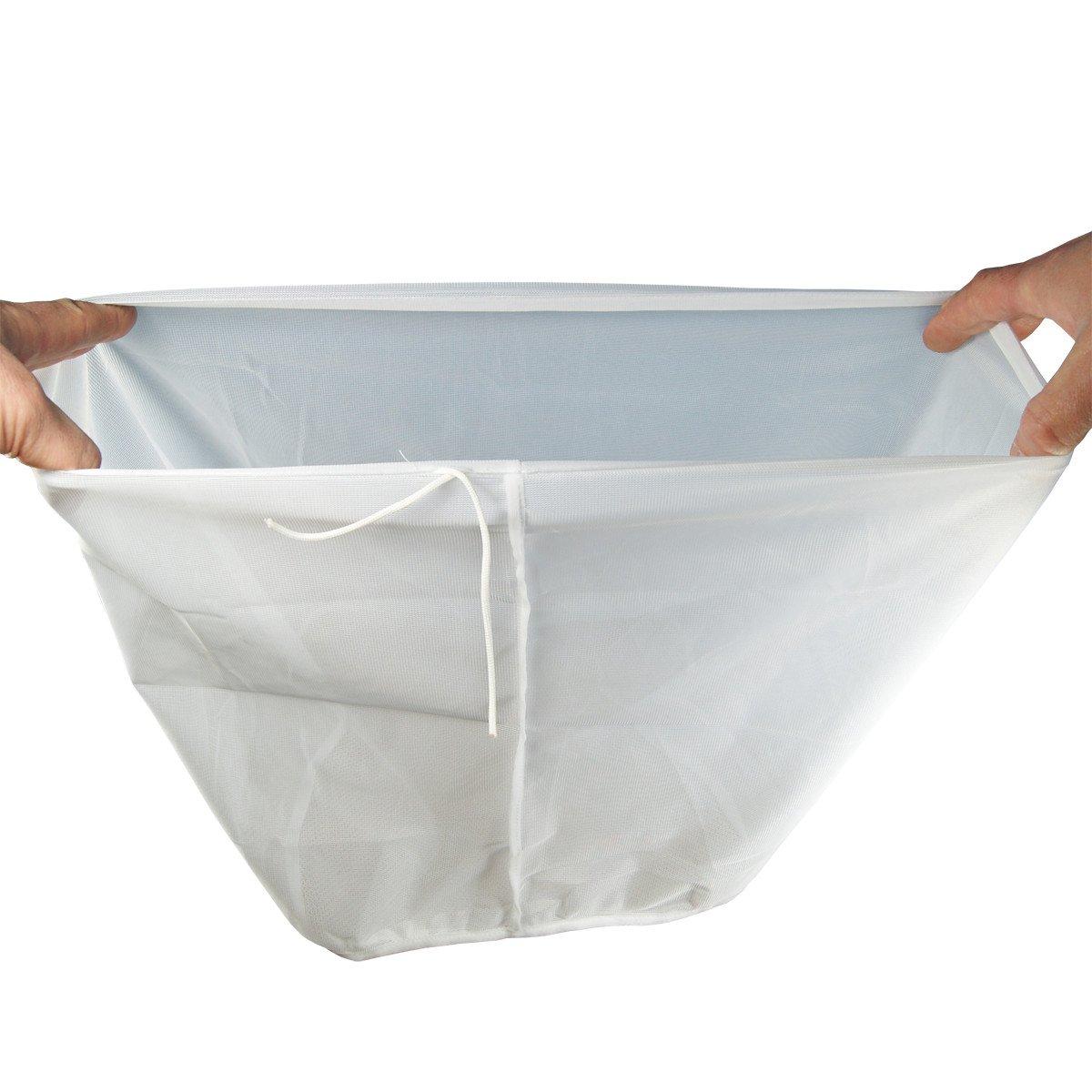 Balliihoo® Mashing And Sparging - Straining Bag With Cord Balliihoo Homebrew