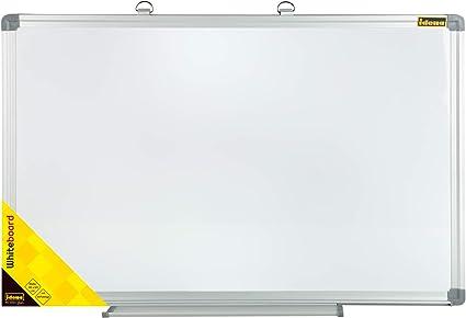 mit Alurahmen 90 x 60 cm VIZ-PRO Whiteboard magnetisch