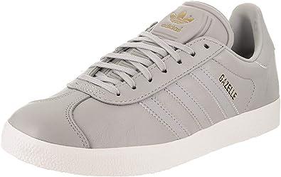 adidas Womens Gazelle Originals Grey