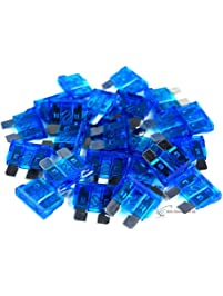 AUTOMOTIVE MINI BLADE FUSES 30 AMP GREEN PACK OF 100