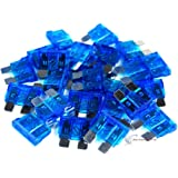 25 pack 15 Amp ATC Fuse Blade Style Scosche 15A Automotive Car Truck