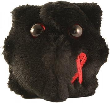 Giantmicrobes - Peluche Microbio gigante - Versión llavero Key Ring VIH: Amazon.es: Juguetes y juegos