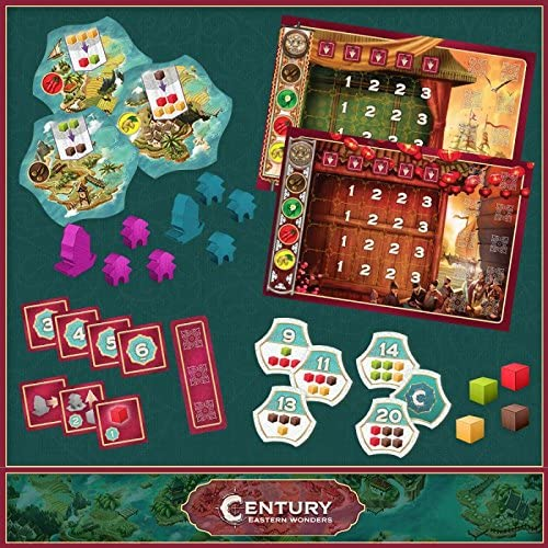Plan B Games - Century Spice Road - Juego de estrategia , color/modelo surtido: Amazon.es: Juguetes y juegos