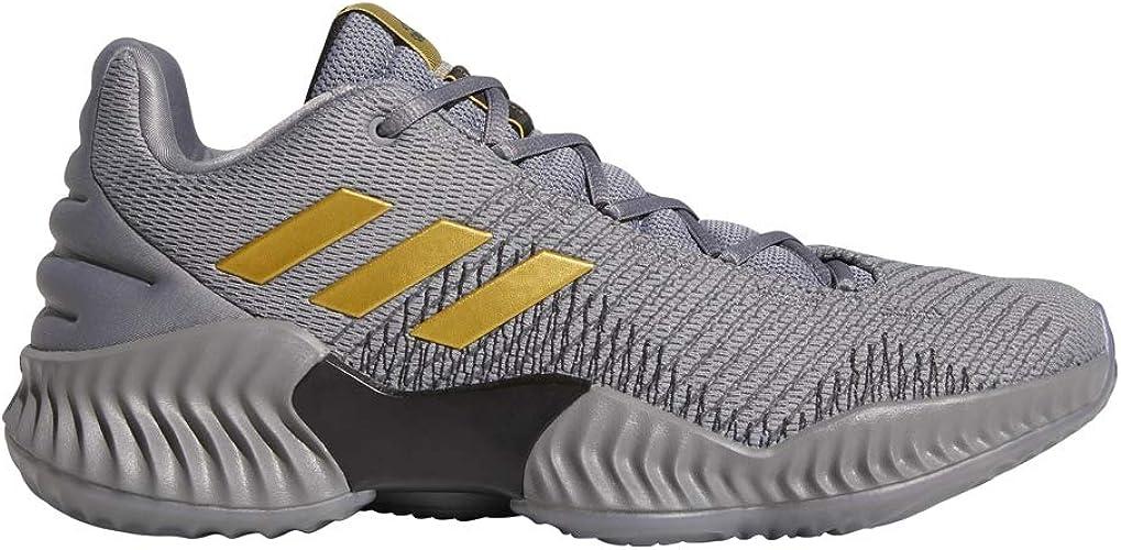 adidas Originals Mens Pro Bounce 2018 Low Basketball Shoe: Amazon ...