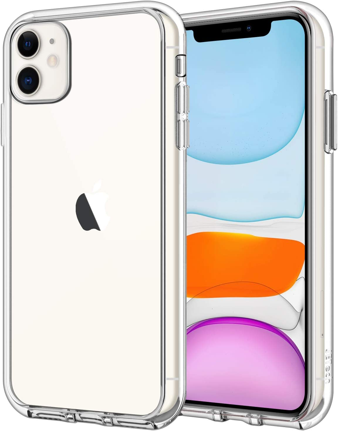 JETech Funda Compatible Apple iPhone 11 (2019) 6,1