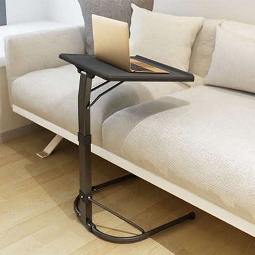 Folding table Nan Escritorio portátil Uso de la Cama Mesa Perezosa ...
