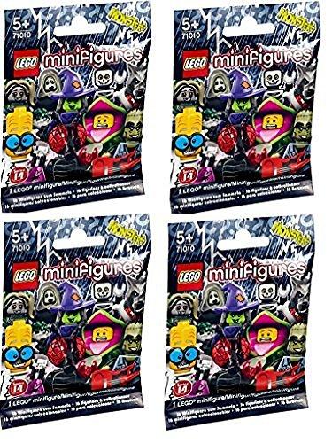 LEGO Minifigures Random Set 71010