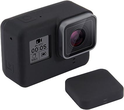 Lente Tapa para GoPro Hero 7 Cámara Nueva Funda Protectora de Silicona a Prueba De Golpes