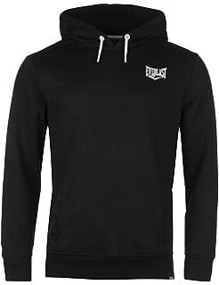 Everlast Hommes Sweatshirt Sweater Top Haut Decontracte Col