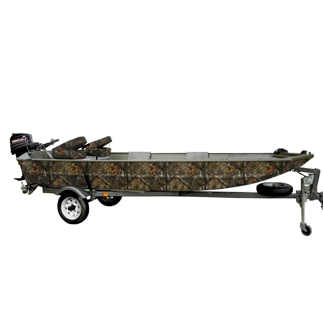 Camowraps PBK-12-XT 12' Boat Kit with Realtree Xtra Camo Pattern