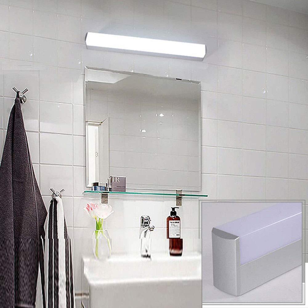 Modernes Design LED Spiegelleuchte AC 85-265V Kosmetik Acryl Wandleuchte Badezimmer Beleuchtung Werkzeug Wasserdicht, 16W 40CM