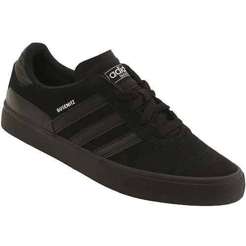 wholesale dealer b2c4e 0d5fc Adidas Busenitz Vulc (Core Black Core Black Core Black) Men s Skate Shoes