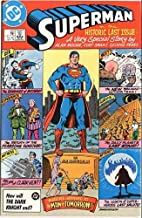 Superman #423 (Historic Last Issue) by Alan…