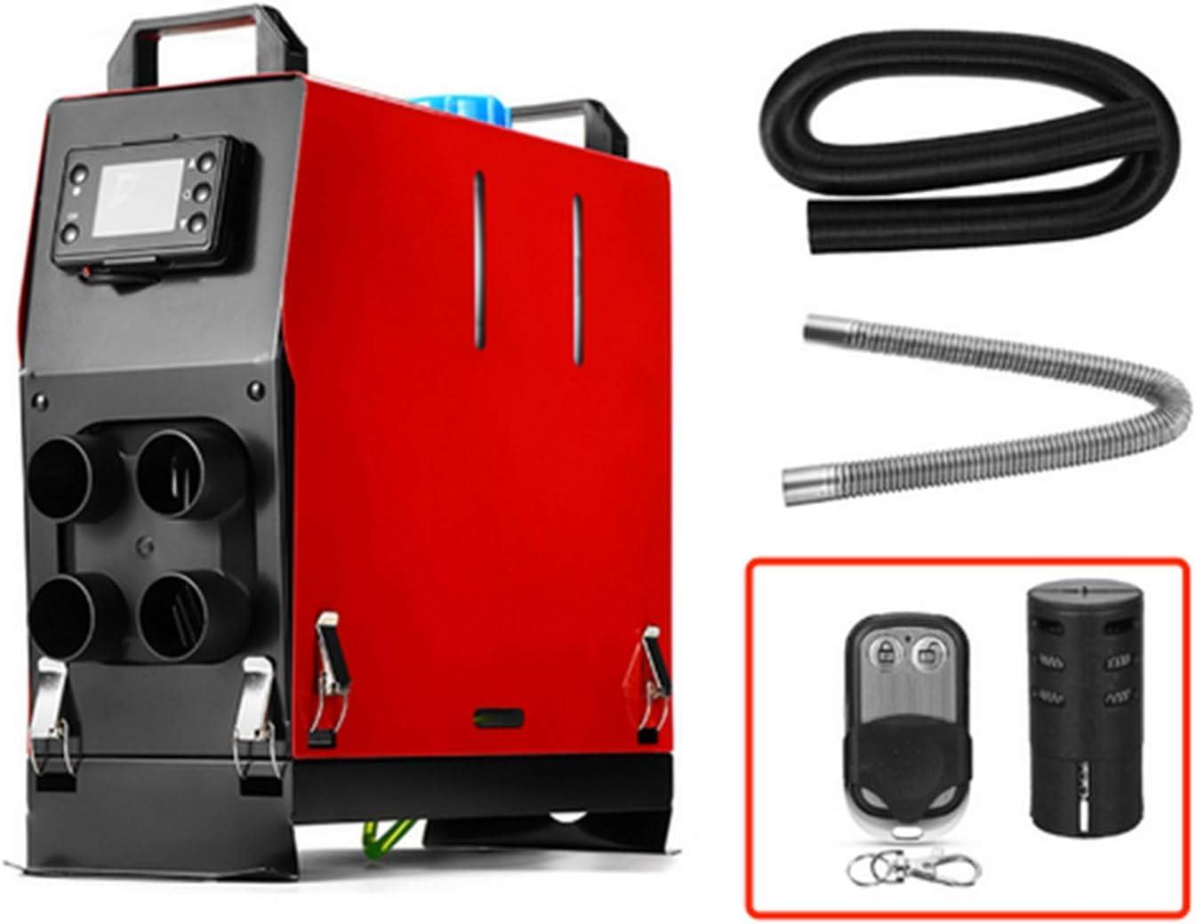 12V 5KW Air Diesel Heater for Trucks RV Motor-homes,Boats Bus