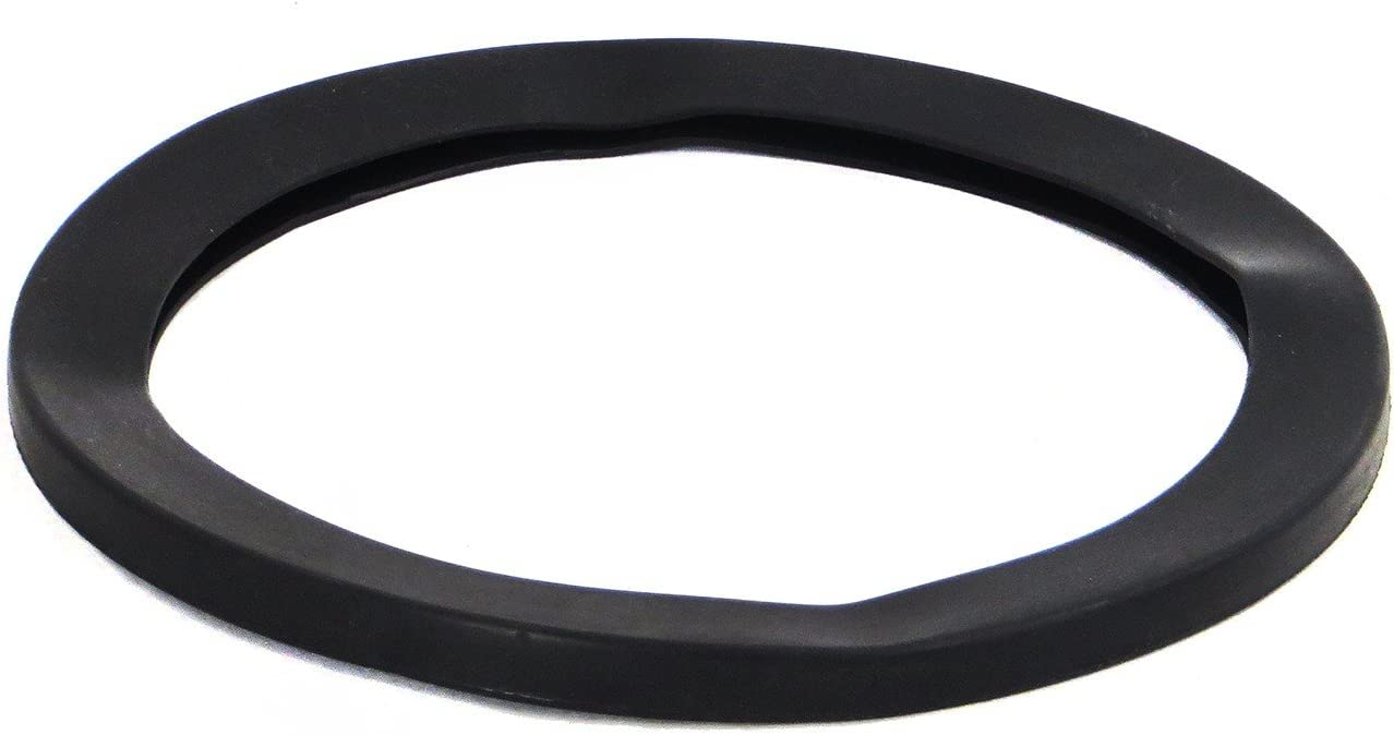 Best Value Vacs- SVac, Black, Silicone 10.75 inch Vacuum Chamber Gasket Only