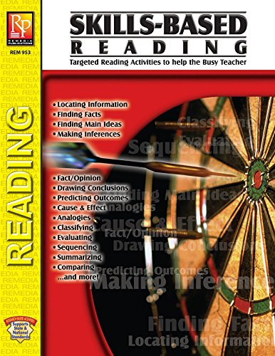- Skills-Based Reading (Reading Level 5-6) | Reproducible Activity Book