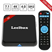 Deals on Leelbox Q3 Andriod 7.1 Smart TV Box