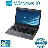 "HP Elitebook 840 Light Grey 14"" Laptop Intel Core i5-4300U, 1.90GHz, 8GB RAM, 256GB SSD with Windows 10 Pro (36 Months RTB Warranty) (Certified Refurbished)"
