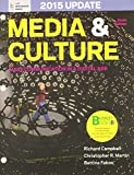 Loose-Leaf Version of Media and Culture with 2015 Update 9e and LaunchPad for Media and Culture with 2015 Update 9e (Six Month Access) 9th Edition