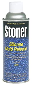 Silicone Mold Release, 12 oz, Aerosol