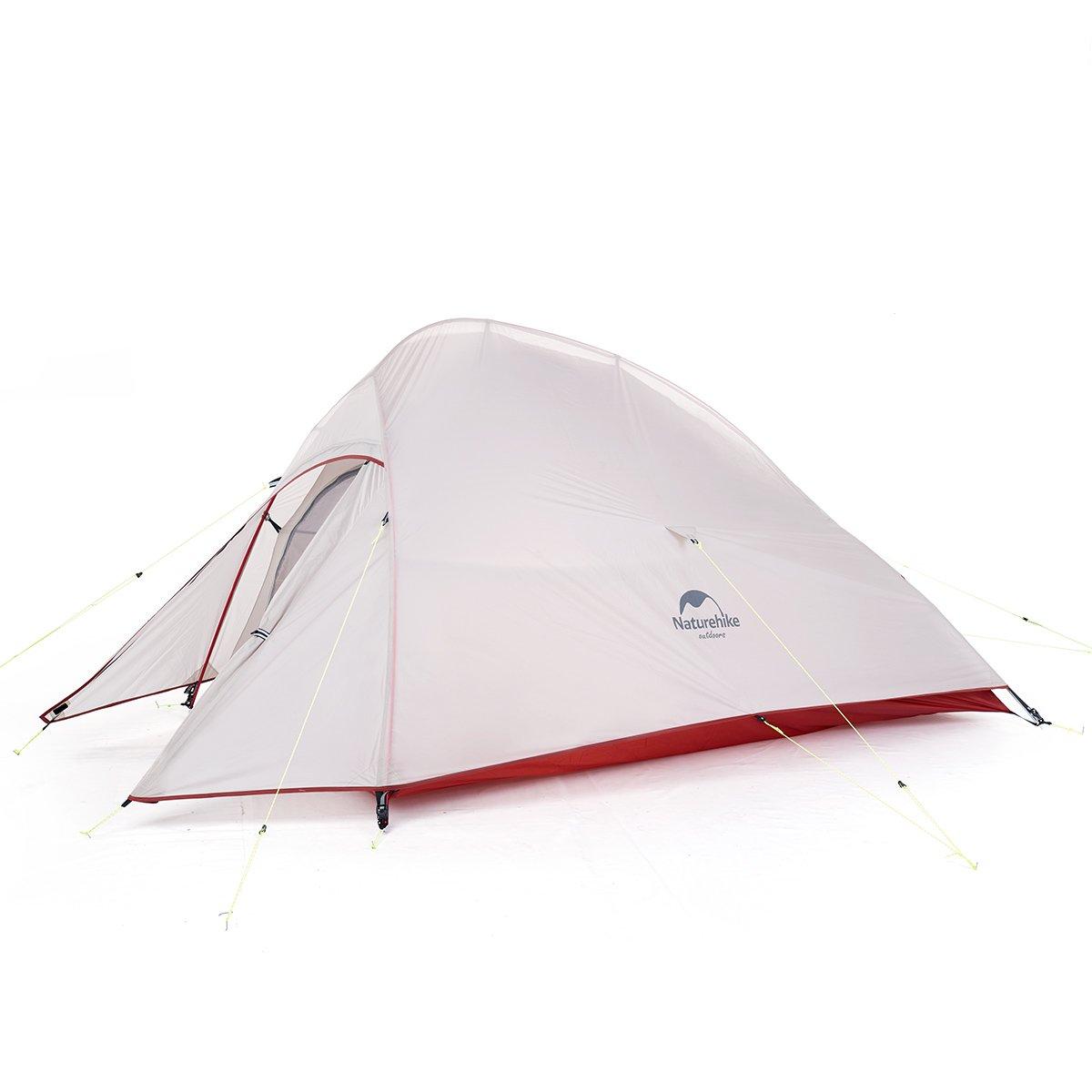 Naturehike Nouveau Cloud-up 2 Tentes Légères 2 Personnes 3-4 Saisons pour la randonnée en Camping product image