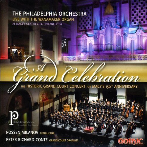 A Grand Celebration: The Historica Grand Court Concert for Macy's 150th - Court Macy's