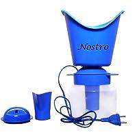 Nostro Naulakha 3 In 1 Vaporizer Steamer Inhaler for Allergy Sinus and Asthma (Blue)