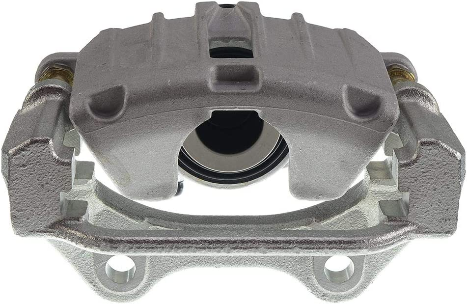 Rear Passenger Side Brake Caliper Assembly Compatible with Chevrolet Silverado 1500 Cadillac DTS DeVille GMC Sierra 1500
