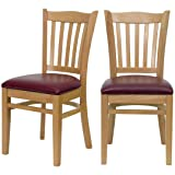 Modern Style Wood Dining Chairs School Bar