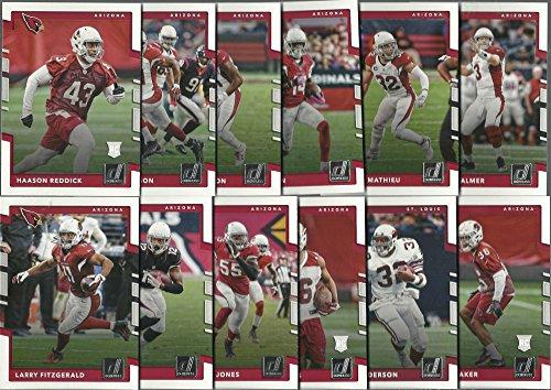 2017 Panini Donruss & Score Football Arizona Cardinals 2 Team Set Lot Gift Pack 24 Cards W/Rookies (Cardinals Card Football)