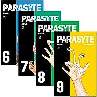 Coleção Parasyte - Volumes 6 Ao 9