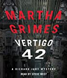 Vertigo 42: A Richard Jury Mystery (Richard Jury Mysteries (Audio))
