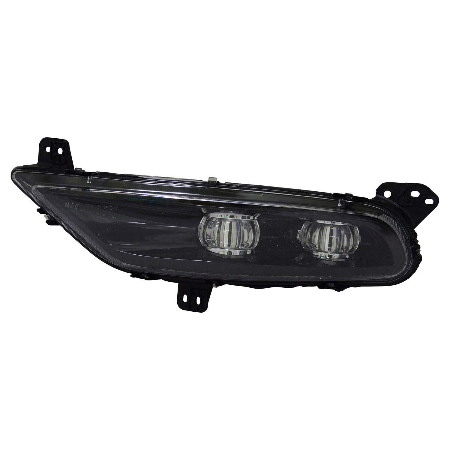 TYC 19-6154-00-1 Replacement Left Fog Lamp for Chrysler 300