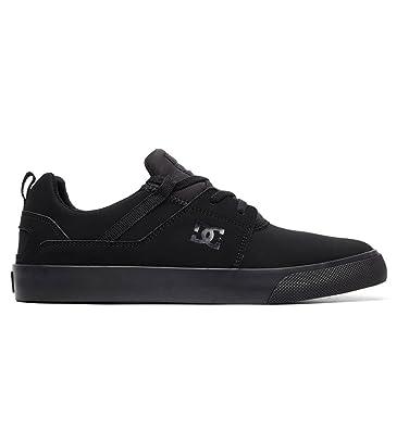 DC Shoes HEATHROW Noir / Blanc QHjx77MO