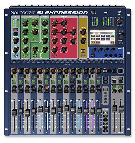 Soundcraft Si Expression 1 Digital 16-Channel Live Audio ...