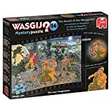 Wasgij 19158 Mystery 14 Hound of the Wasgijville 1000 Piece Jigsaw Puzzle