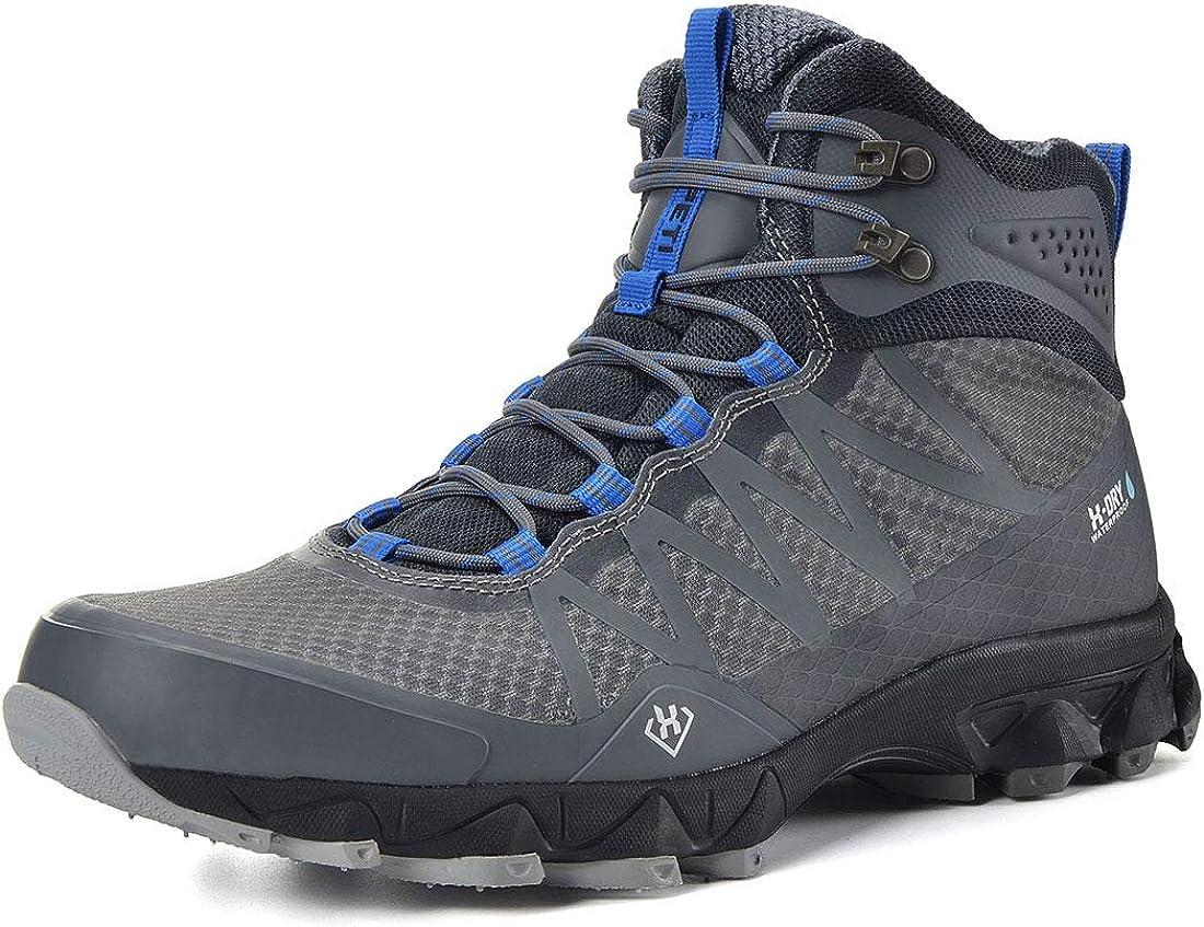 XPETI Men s FASTRAIL MID Light Hiking Boot