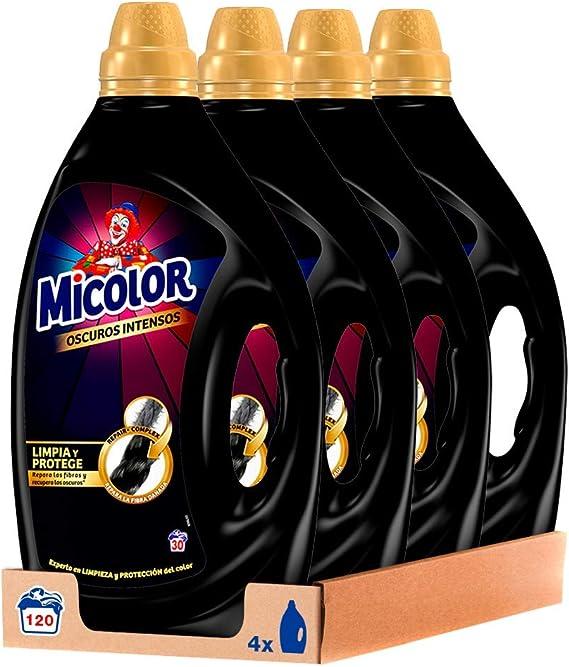 Micolor Detergente Gel Black
