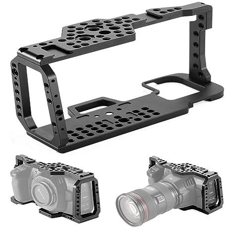 Jaula de Cámara Compatible para BMPCC 4K Blackmagic Design Pocket ...