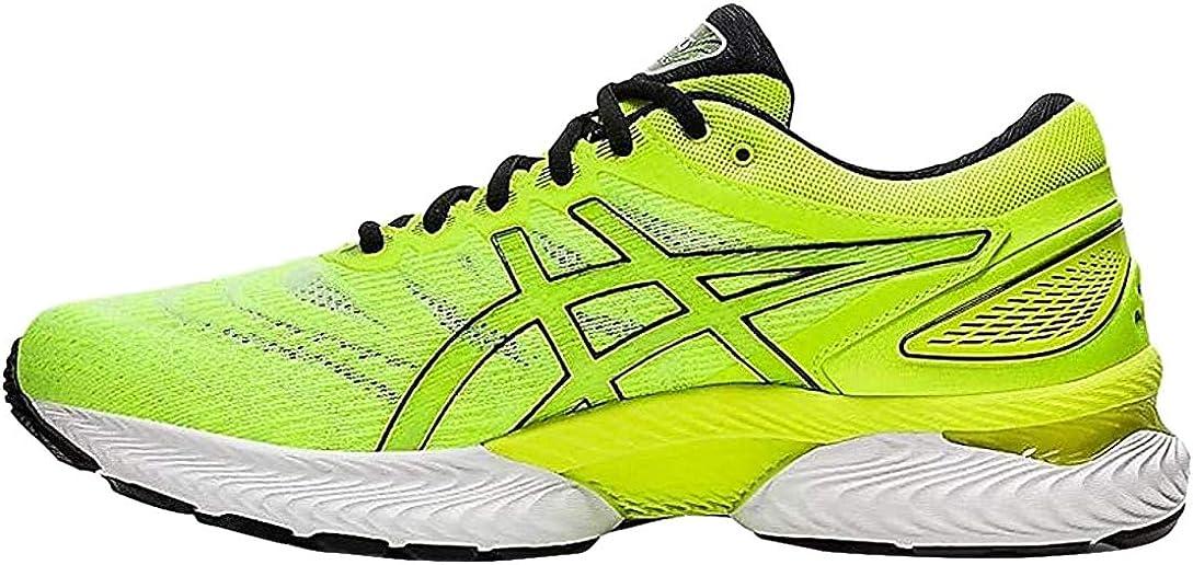 ASICS Gel-Nimbus 22, Zapatillas Deportivas para Hombre, Safety Yellow/Safety Yellow, 42.5 EU: Amazon.es: Zapatos y complementos