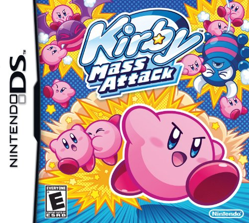 Kirby Mass Attack by Nintendo